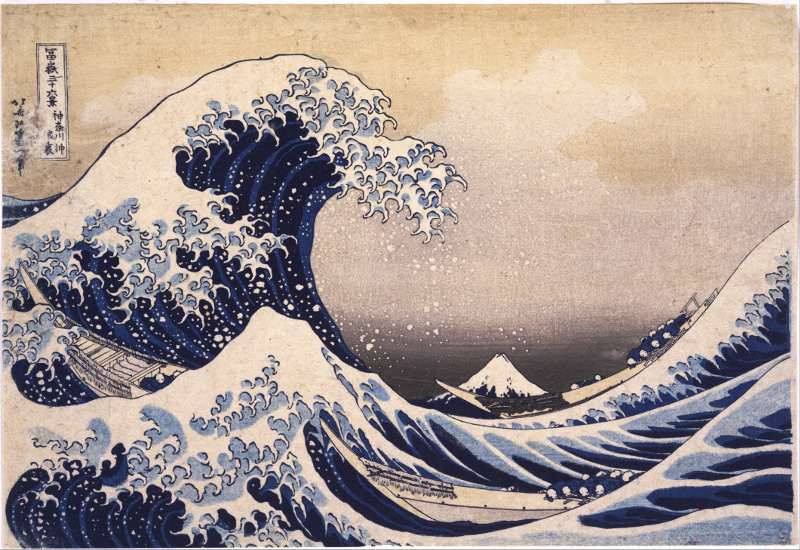 Katsushika Hokusai Great Wave Google Art Project 800 x92px